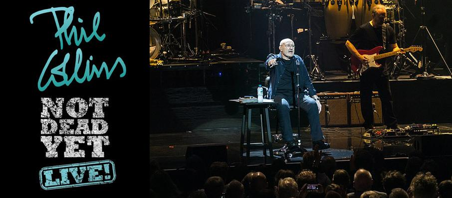 Phil Collins at Nationwide Arena