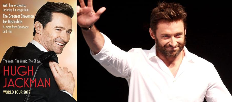 Hugh Jackman at Schottenstein Center