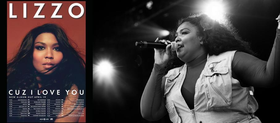 Lizzo at EXPRESS LIVE!
