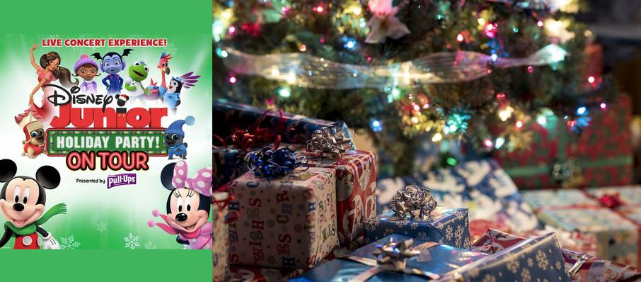 Disney Junior Holiday Party at Palace Theater