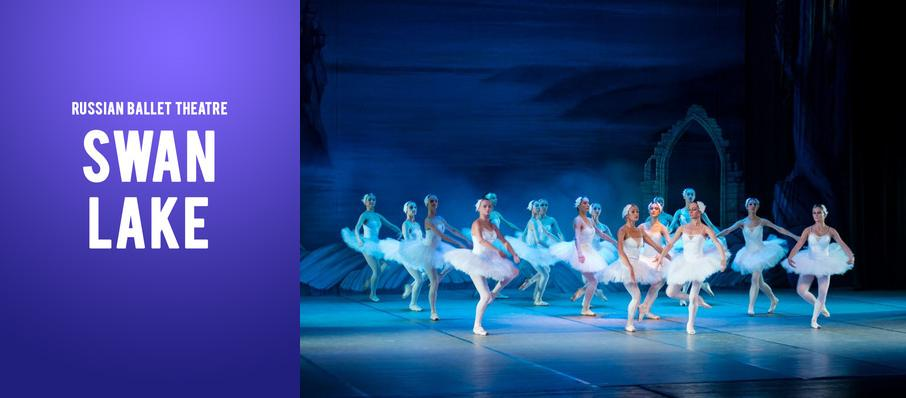 Russian Ballet Theatre - Swan Lake at Palace Theater