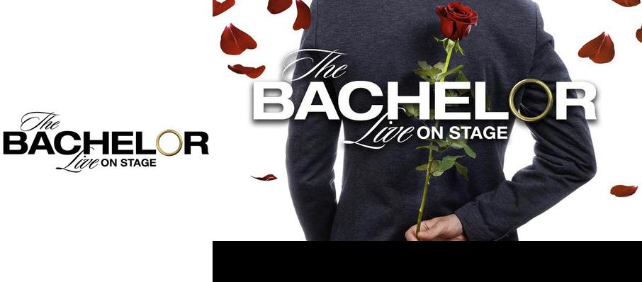 The Bachelor Live On Stage at Palace Theater