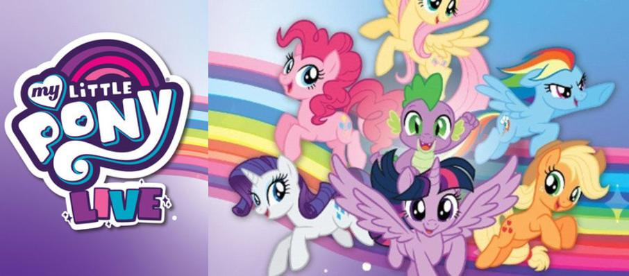 My Little Pony Live! at Palace Theater