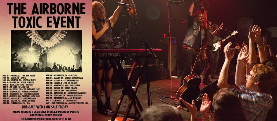 Airborne Toxic Event at Newport Music Hall