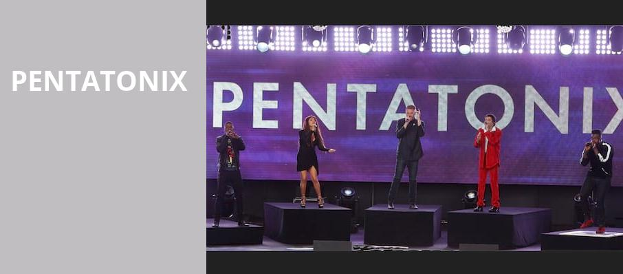 Pentatonix, Celeste Center, Columbus