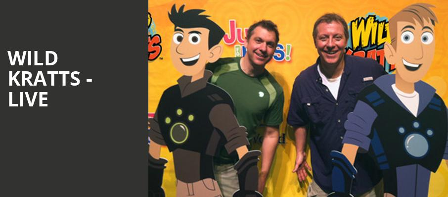 Wild Kratts Live, Ohio Theater, Columbus