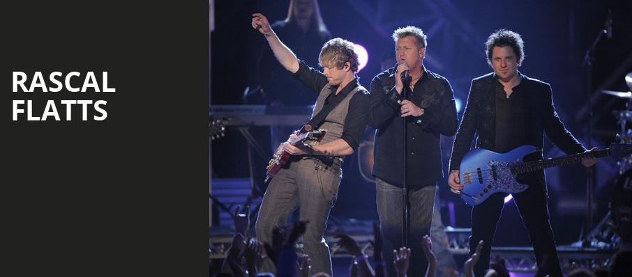 Rascal Flatts, Nationwide Arena, Columbus