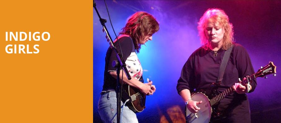 Indigo Girls, McCoy Center, Columbus