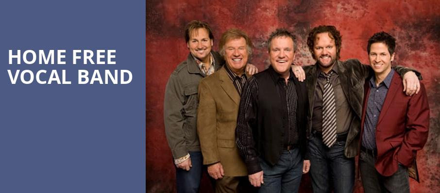 Home Free Vocal Band, Southern Theater, Columbus