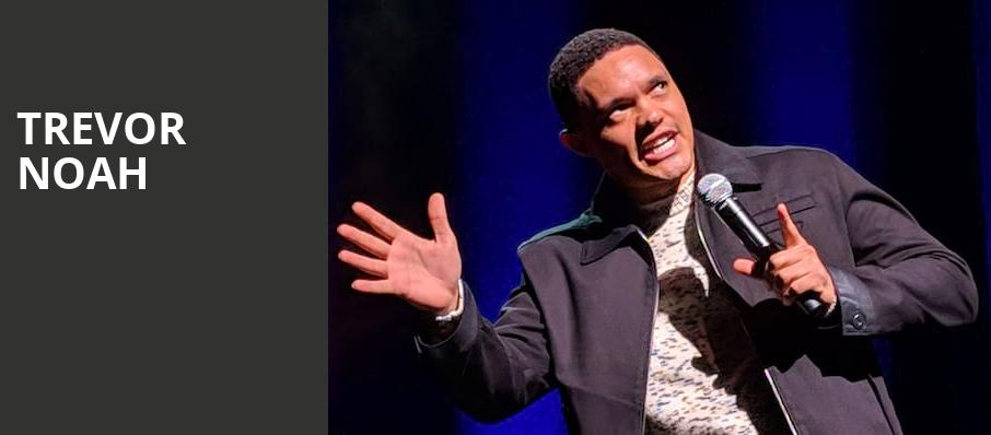 Trevor Noah, Schottenstein Center, Columbus