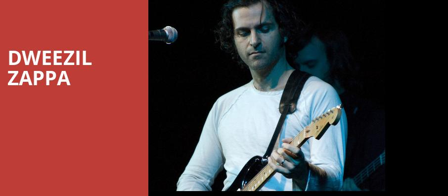 Dweezil Zappa, Lincoln Theatre, Columbus
