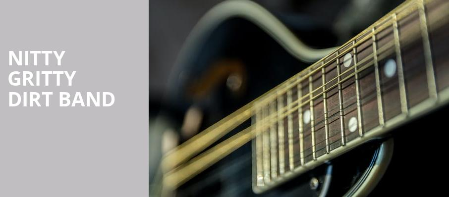 Nitty Gritty Dirt Band, Midland Theatre, Columbus