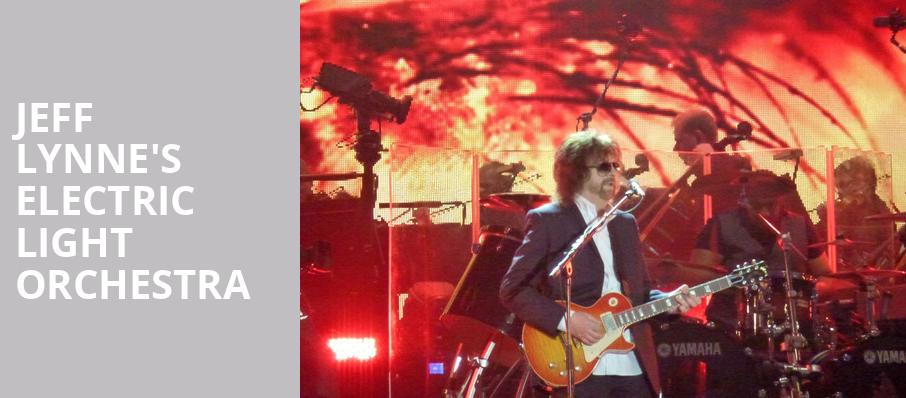 Jeff Lynnes Electric Light Orchestra, Nationwide Arena, Columbus
