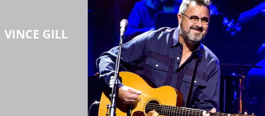 Vince Gill, Palace Theater, Columbus
