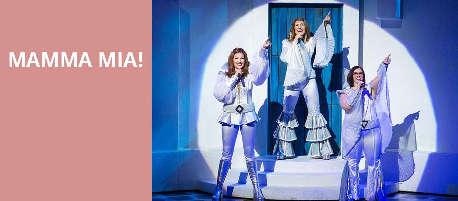 Mamma Mia, Palace Theater, Columbus