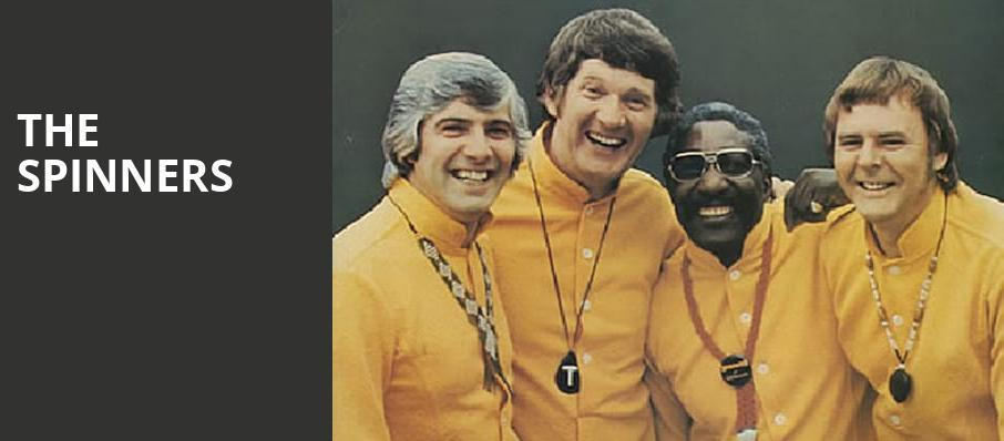 The Spinners, Bicentennial Pavilion, Columbus