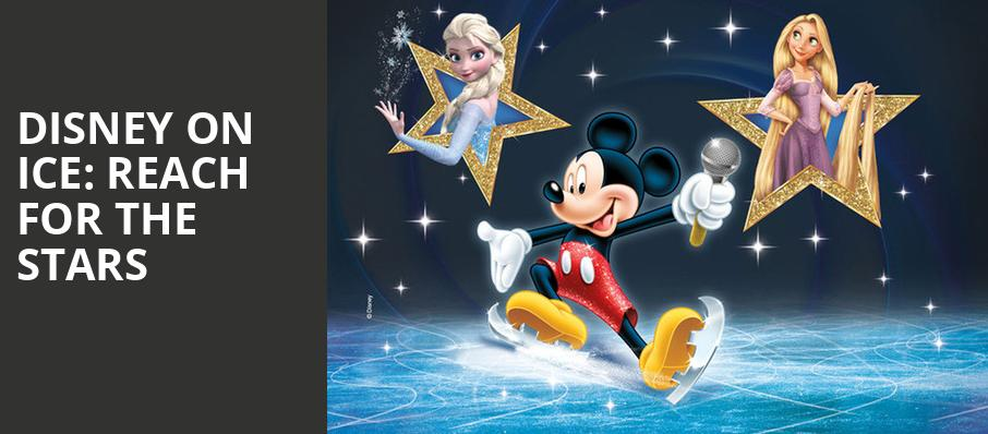 Disney On Ice Reach For The Stars, Nationwide Arena, Columbus