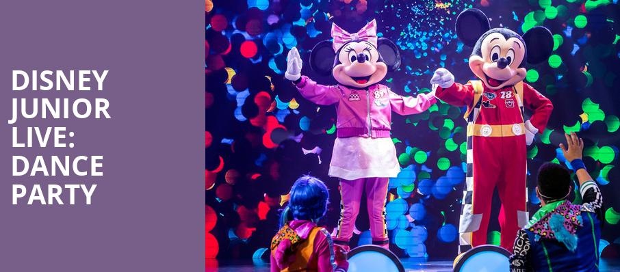 Disney Junior Live Dance Party, Palace Theater, Columbus