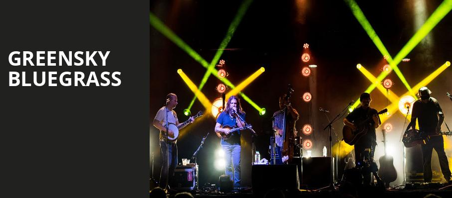 Greensky Bluegrass, EXPRESS LIVE, Columbus