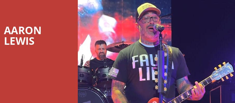 Aaron Lewis, The Bluestone, Columbus