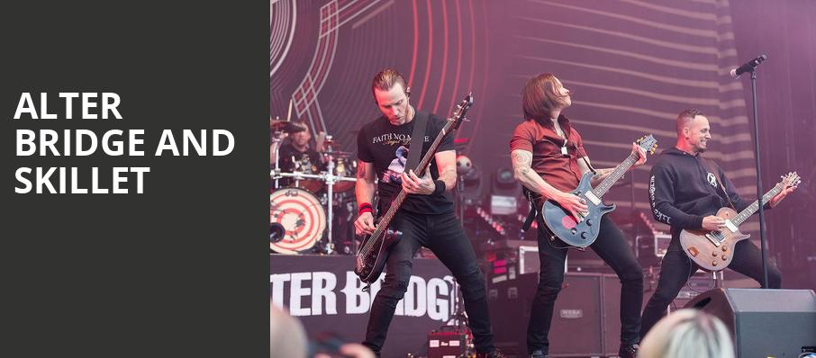 Alter Bridge and Skillet, EXPRESS LIVE, Columbus