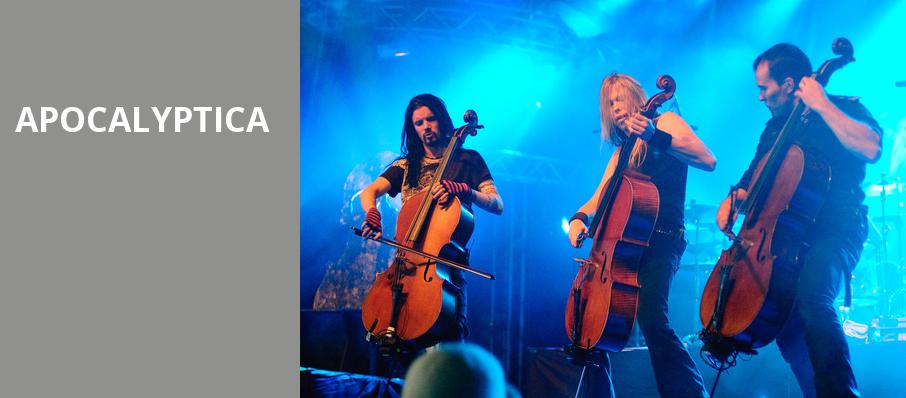 Apocalyptica, Southern Theater, Columbus