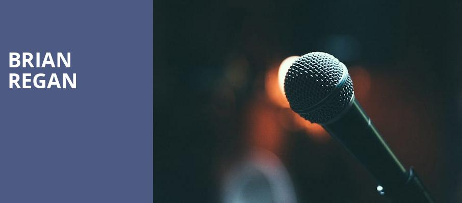 Brian Regan, Palace Theater, Columbus