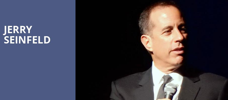 Jerry Seinfeld, Palace Theater, Columbus