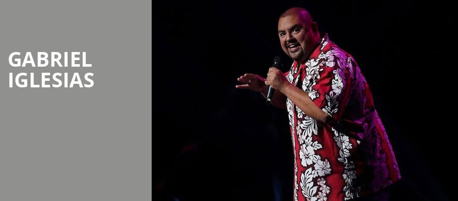 Gabriel Iglesias, Celeste Center, Columbus